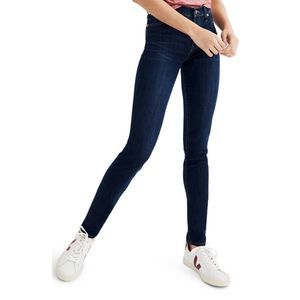 Madewell 9-Inch High Rise Skinny Jeans Size 26
